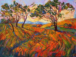 Artist Erin Hanson Announces Return To Paso Robles For October Exhibition