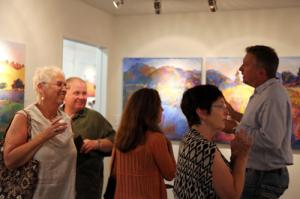 The Erin Hanson Gallery - Grand Opening